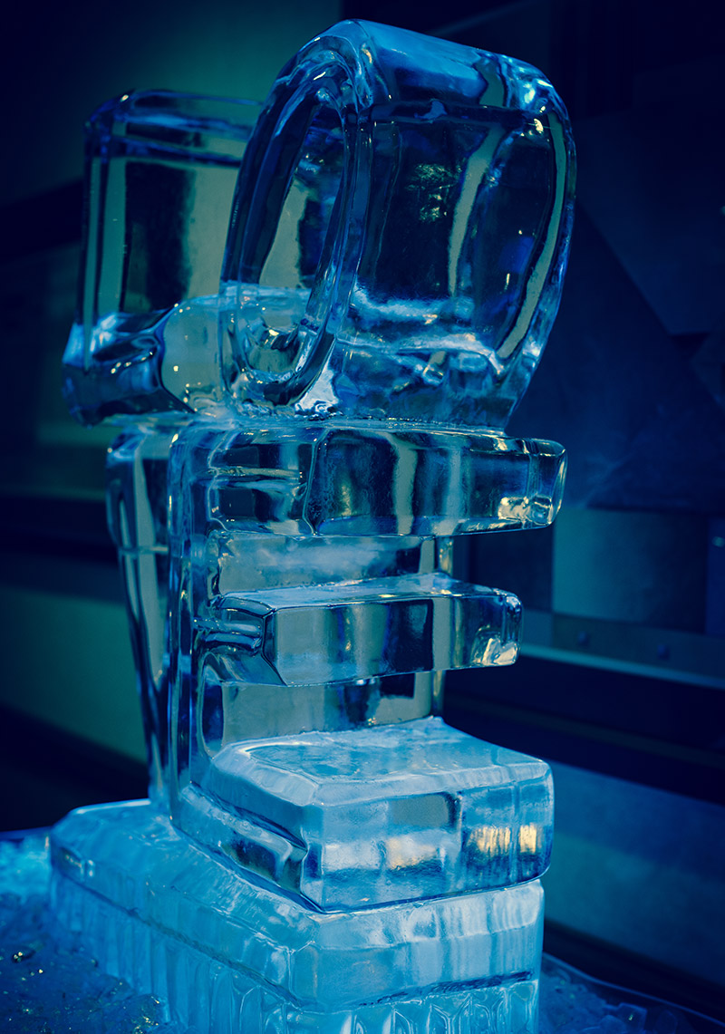 Personalize Your Event With Ice Sculptures East Windsor