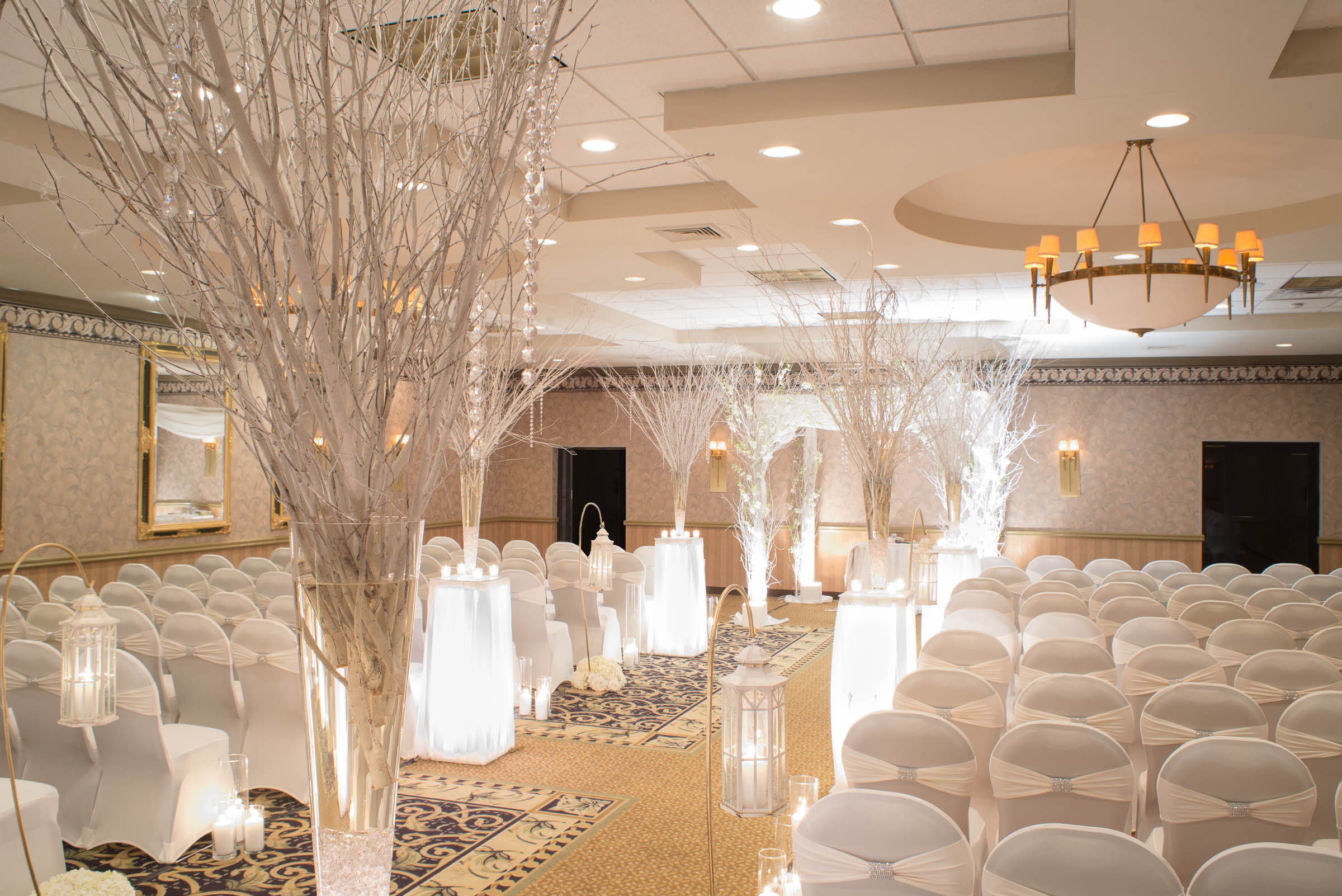 Stylish Ideas For A Stunning Wedding Ceremony Space East Windsor
