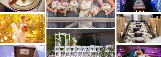 Pretty and Earthy Wedding