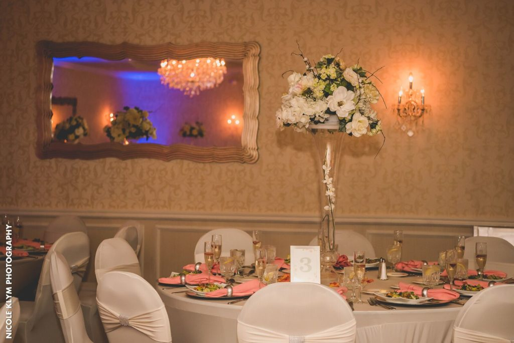 Windsor Ballroom Mercer County Wedding Venue