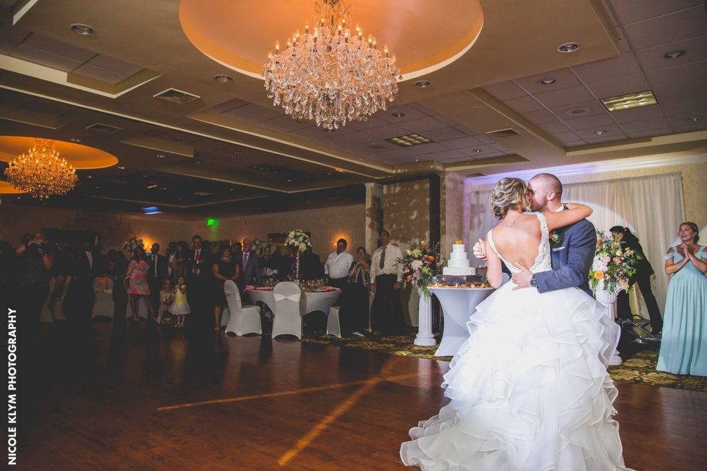 First Dance at Windsor Ballroom