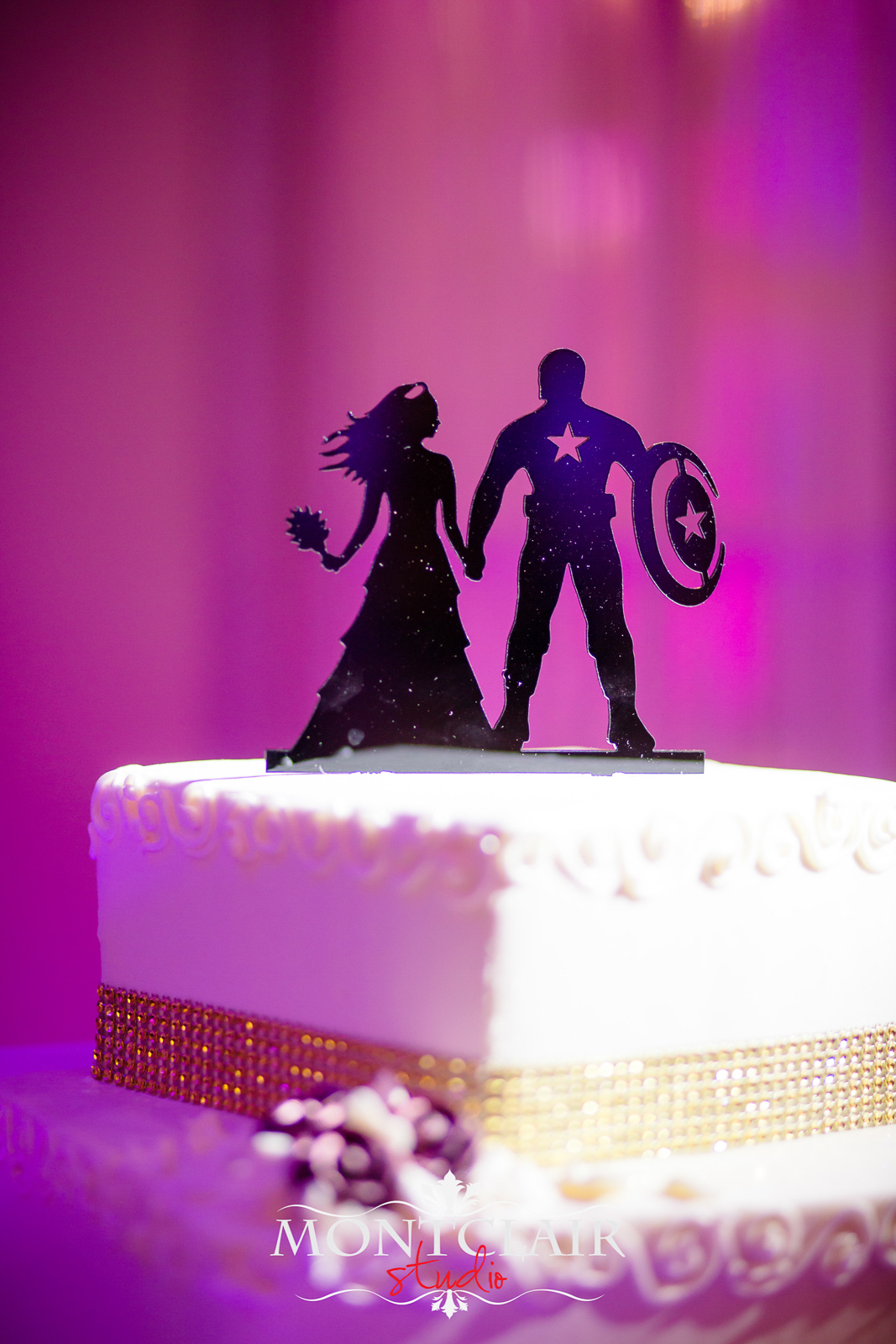 Let Your Personality Shine with These Creative Wedding Cake Toppers ...
