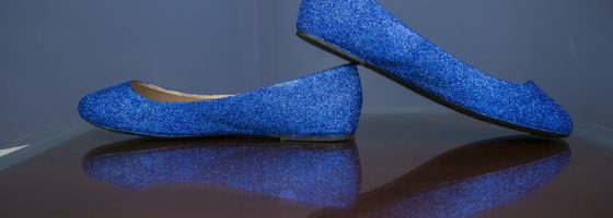 blue flat shoes for wedding
